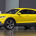 アウディが提案する新型SUV「TTオフロードコンセプト」|Audi