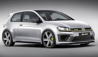 400psのゴルフ「Golf R 400」|Volkswagen