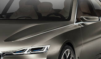 未来のBMWを垣間見せるコンセプト|BMW