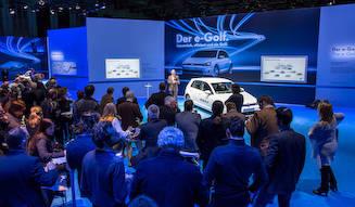 フォルクスワーゲンの電気自動車「eゴルフ」に試乗 Volkswagen