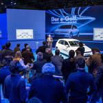 フォルクスワーゲンの電気自動車「eゴルフ」に試乗|Volkswagen