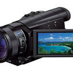 Sony|初の家庭用サイズ4K対応ハンディカム「AX100」誕生