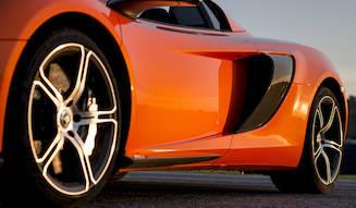 海外初試乗、マクラーレン 650S|McLaren