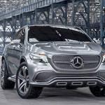 メルセデスが「X6」のライバルを公開|Mercedes-Benz