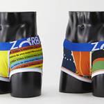 HANES Brands Inc|ブラジルのアンダーウェア「ZORBA」日本初上陸