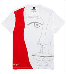 GAP|GAP×VISIONAIREアーティストコラボTシャツ発売