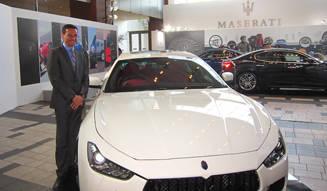 マセラティ ギブリにベーシックなモデルを追加 Maserati