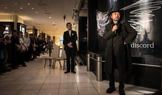 YOHJI YAMAMOTO|山本耀司が初めて手がけたアクセサリー初披露