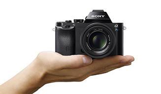 Sony|α7をベースにした低ノイズなフルサイズ一眼カメラ「α7S」発表