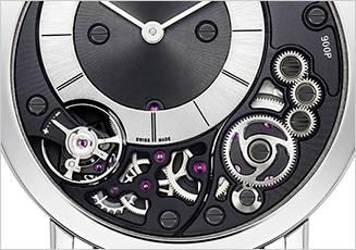 PIAGET|大胆な発想が実現した世界最薄の手巻き腕時計