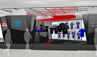 adidas Originals|「Enjin Collection」Tシャツを限定発売