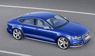 スタイリッシュなデザインに磨きをかけたアウディA7/S7 Audi