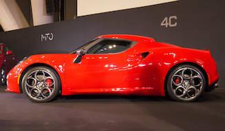 アルファ4C、日本上陸|Alfa Romeo