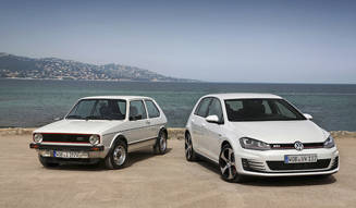 ゴルフ GTIのアイコン、チェック柄シートの秘密|Volkswagen