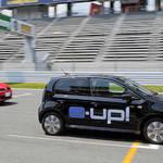 up!の電気自動車e-up!を体験する|Volkswagen
