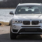フェイスリフトしたX3を国内発売|BMW
