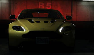アストンマーティン V12 ヴァンテージ Sに試乗|Aston Martin