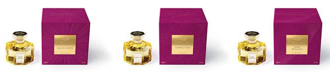 "L'Artisan Parfumeur|""感情""を香りで表現するコレクションに3つの香り"