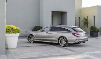 最新LEDテクノロジーを採用する新型CLSクラス|Mercedes-Benz