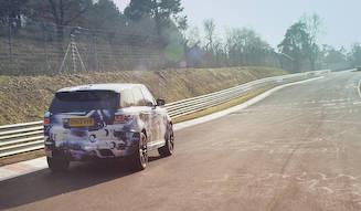 最速のレンジローバー スポーツがグッドウッドに登場 Range Rover