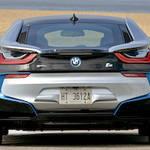 試乗、BMW i8|BMW