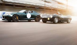 Fタイプの特別モデル、プロジェクト7を限定発売|Jaguar