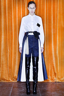萩原輝美|ロンドンに発表の場を移したトーガ、パリに根付いたサカイ