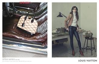 LOUIS VUITTON|新生ルイ・ヴィトン、初の広告キャンペーン公開