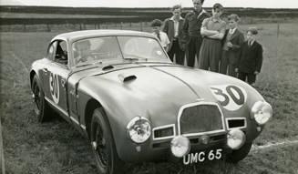 アストンマーティン100年のヘリテージ|Aston Martin