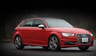 アウディS3スポーツバックの実力を体感する|Audi