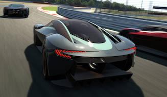 グランツーリスモ6にアストンも参戦|Aston Martin