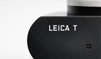 Leica|精悍な黒を纏った「ライカT ブラック」発売
