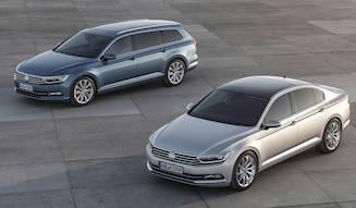 8代目の新型パサート、デビュー|Volkswagen