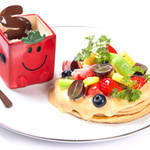 EAT|原宿に「MR.MEN LITTLE MISS」期間限定コラボカフェオープン