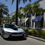 BMW i8でアメリカ西海岸を走る|BMW