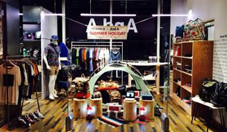 NIXON|And A 新宿フラッグス店にてポップアップショップを開催