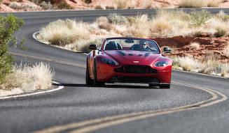 アストン史上最速のロードスター Aston Martin