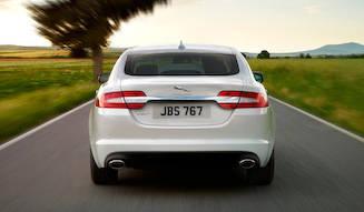 ジャガーXF、2015年モデルを発表|Jaguar