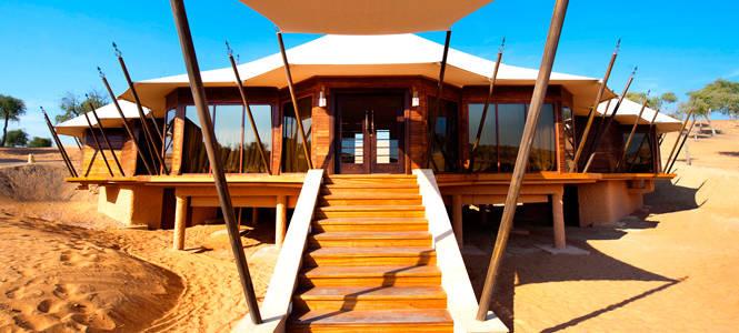 TRAVEL|モダンでスタイリッシュなテント式ホテル10選