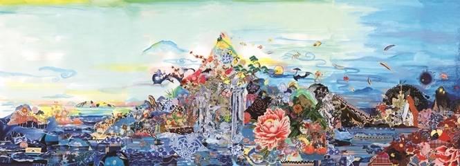 ART|『丸山敬太20周年祭「丸山景観」全集大成展』を表参道ヒルズで開催