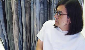 祐真朋樹対談|Vol.1  「ケアレーベル」デザイナー、レオポルド・ドゥランテさん