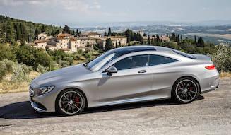 メルセデス・ベンツ S クラス クーペに試乗|Mercedes-Benz