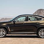 フルモデルチェンジを果たしたBMW X6、発売開始|BMW