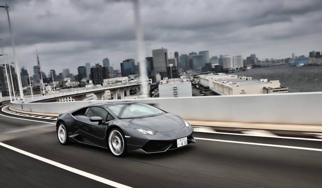 特集|ウラカンがランボルギーニを変える|Lamborghini