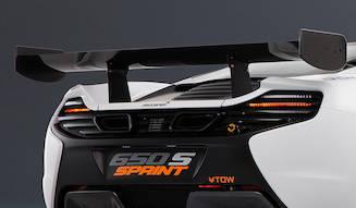 マクラーレンのサーキット専用モデル、P1 GTRが登場|McLaren