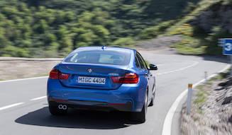 4シリーズ グラン クーペを試乗する|BMW