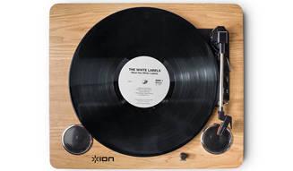 ION AUDIO|デジタル音源へ手軽に変換できるレコードプレーヤー