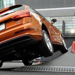 東京・虎ノ門にアウディの魅力を知る体験型試乗施設がオープン|Audi