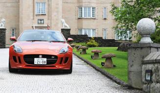 国内試乗、ジャガー Fタイプ クーペ|Jaguar