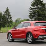 メルセデス・ベンツの新型SUV「GLA」を試乗|Mercedes-Benz